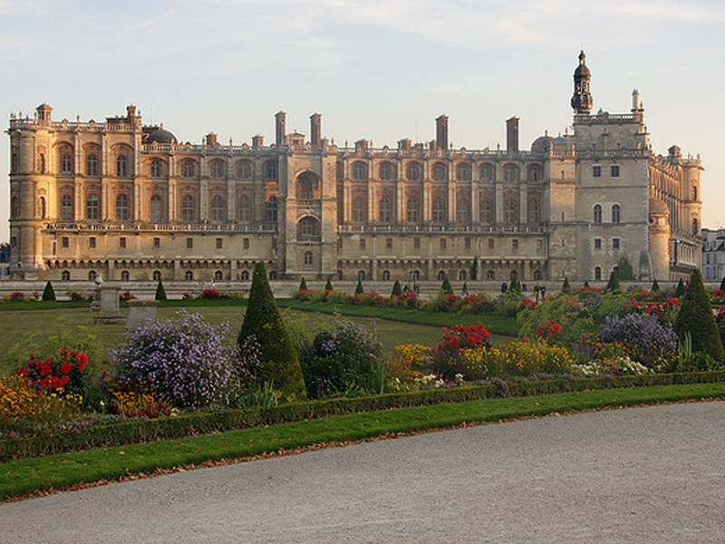 Chateau de Saint Germain en Laye